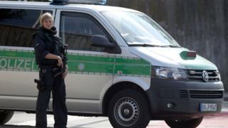جرمني پولیس
