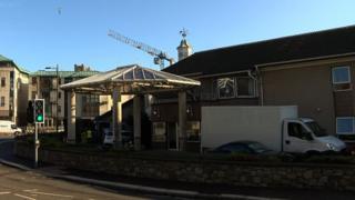 Limes nursing home in St Helier