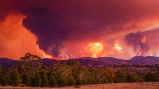 Climate change boosted Australia bushfire risk by at least 30%