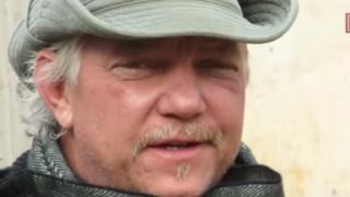 Техасец Рассел Бентли воюет на стороне сепаратистов в Донбассе