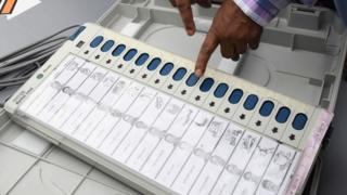 मतदान यंत्र