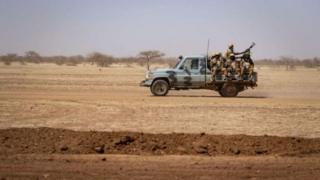 Soldiers in Burkina Faso (Generic)