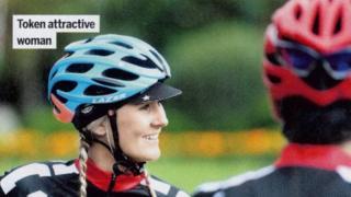 Hinckley CRC Cycling Weekly sexism