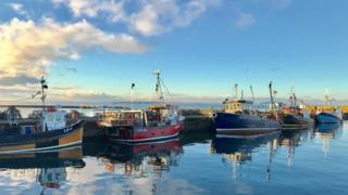 Port Seton harbour