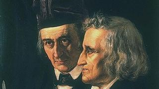 Portrait of the Brothers Grimm