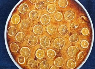 in_pictures LEmon cake
