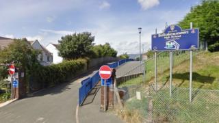Ballakermeen exit onto St Catherine's Drive