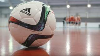 Pel Droed Futsal
