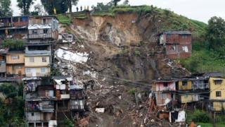 Kenya mudslide