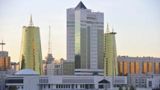Nhà Quốc hội Kazakhstan