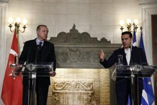 Erdoğan ve Çipras
