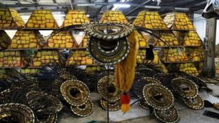 Costumes for Paraiso do Tuiuti