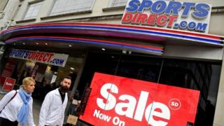 Sports Direct store Oxford St