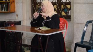 Wafaa Abdel Salam, une des prédicatrices sélectionnées