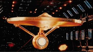 سفينة فضاء من وحي السينما