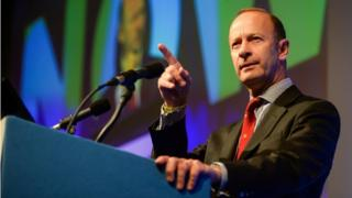 Henry Bolton is elected leader