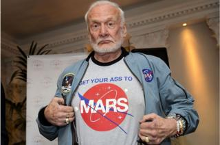He has become a strong advocate to human exploration of Mars