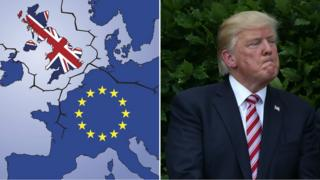 Brexit and Donald Trump