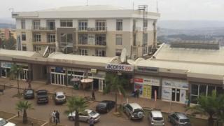 Jengo la mfanyabiashara tajiri kuuzwa Rwanda