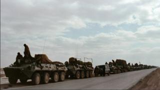 ارتش سرخ در حال بازگشت