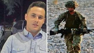 Matthew Boyd was off-duty in Brecon when he was murdered