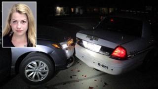 Miranda Radar aligonga gari la polisi huku akijipiga selfie