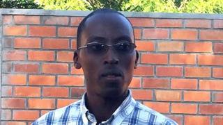 Phocas Ndayizera yatawe muri yombi ku wa Gatatu w'icyumweru gishize afatiwe mu mujyi wa Kigali