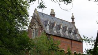 Former Legat's School of Ballet, nr Rotherfield, Kent