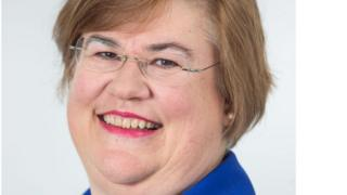 Pensions Regulator Lesley Titcomb
