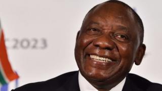 Cyril Ramaphosa amekuwa kiongozi mkuu wa ANC baada ya kuwashinda wapinzani wake akiwemo Nkosazana Dlamini Zuma