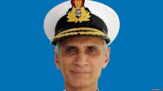 Indian Naval Chief Admiral Karambir Singh