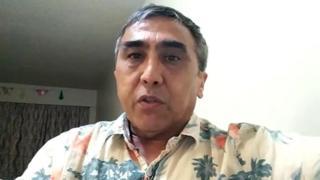 Ulugʻbek Haydarov qora roʻyxatdagi jurnalist