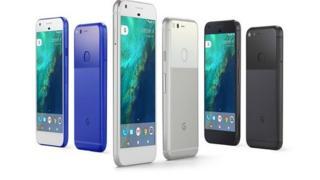 Телефоны Pixel