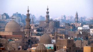 मिस्र की मौजूदा राजधानी क़ाहिरा
