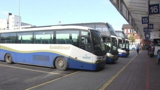 Buses in Belfast