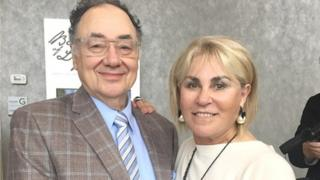 Barry e Honey Sherman