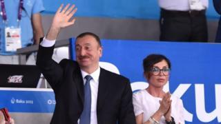 Vào tháng 2/2017, ông Ilham Aliyev bổ nhiệm vợ ông, bà Mehriban Aliyeva, vào chức Phó Tổng thống Azerbaijan