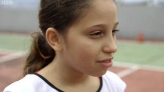 12-річна Ана Луїза Андраде