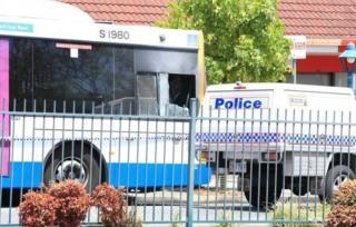 Polisi menangkap seorang pria 48 tahun yang diduga sebagai pelakunya.