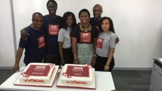 The Editors of di BBC language service dem wey dey Nigeria