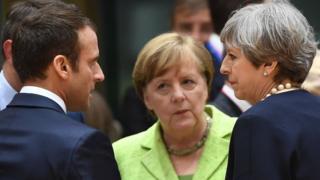 Brexit görüşmeleri Brüksel