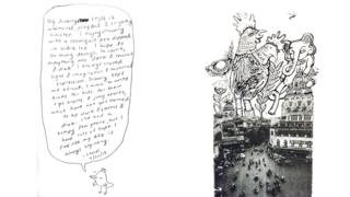 A letter from Chanel Miller and her artwork