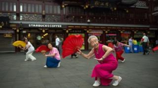 จีนเป็นตลาดต่างประเทศที่กำลังเติบโตเร็วที่สุดของสตาร์บัคส์