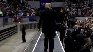 Donald Trump, Sept 2016