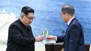 КНДР та Південна Корея
