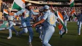 2007 में जीत हासिल करने के बाद भारतीय टीम