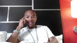 Captura de pantalla de Gavin Long en uno de sus videos de Youtube.
