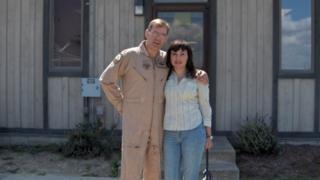 Karl Hoerig e Claudia Cristina Sobral Hoerig