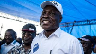 Dans une lettre aux dirigeants de l'UA, Martin Fayulu propose à l'UA de refaire les élections dans six mois.