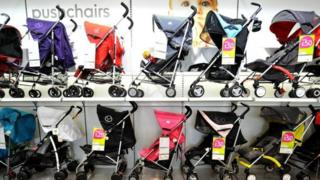 UK sales at Mothercare fell following the poor weather